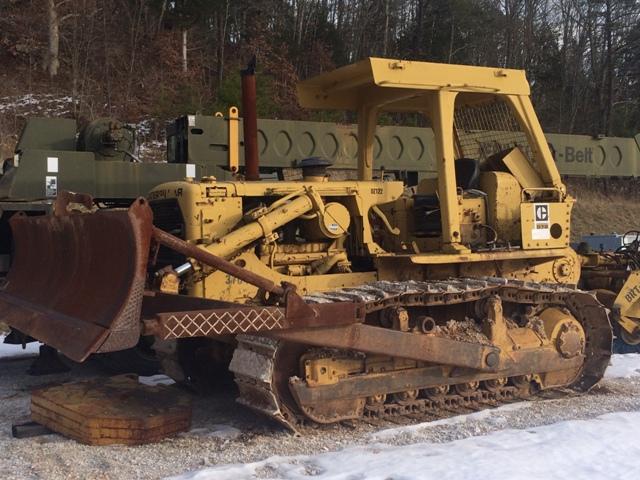 CAT D7G Bulldozer - Dawood Ahmed & Co