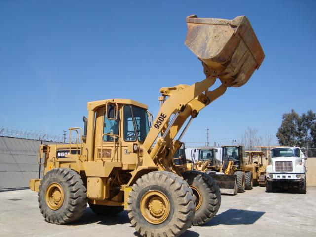 cat 950b year  1988 wheel loader - excellent condition