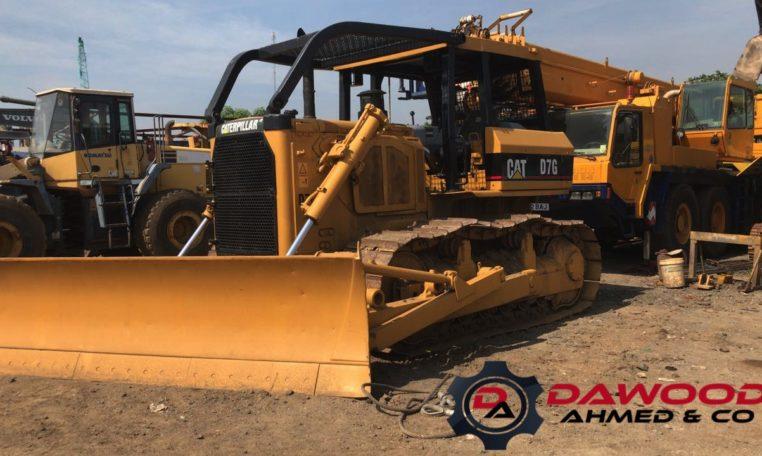 CAT D7G-II Bulldozer Year: 1997 S/no: 7MB03789 - Dawood